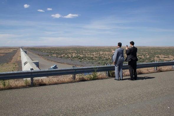 Has Giant LIGO Experiment Seen Gravitational Waves?