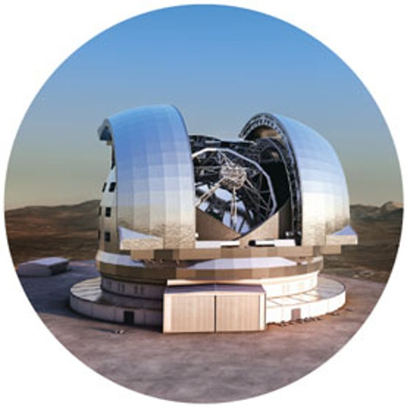 Anybody Home? Next-Generation Telescopes Could Pick Up Hints of E.T.