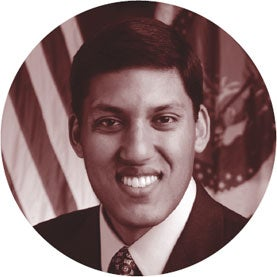 Rajiv Shah of USAID: How to Modernize Foreign Aid to Build a More Resilient World