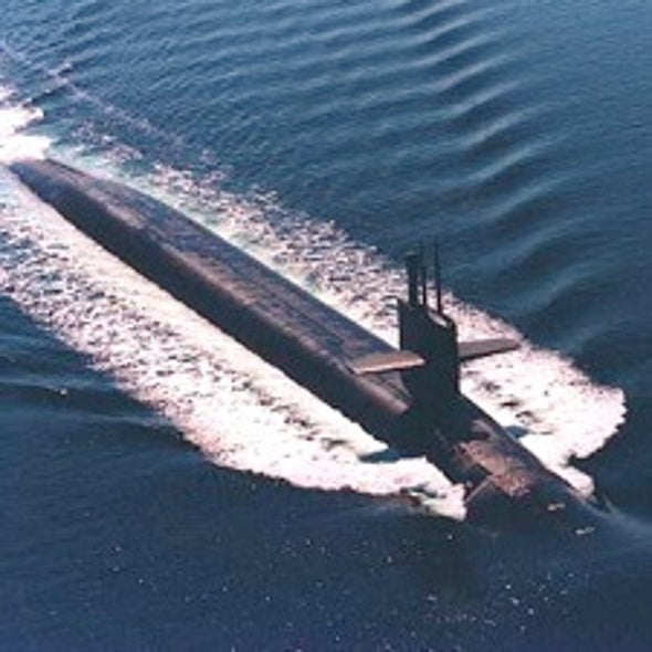 Reenlisting Submarines to Study Global Warming in the Arctic