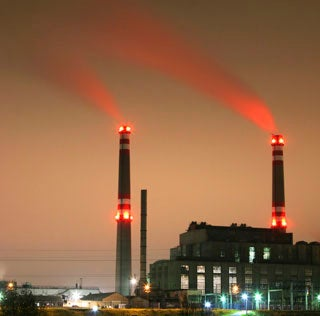 New Power Plant Aims to Help Coal Clean Up