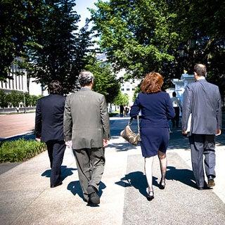 Lobbyists Swarm Washington Touting Energy Ideas