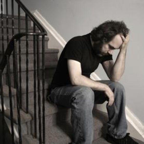 Brain's Circadian Clock Disrupted in Depressed People