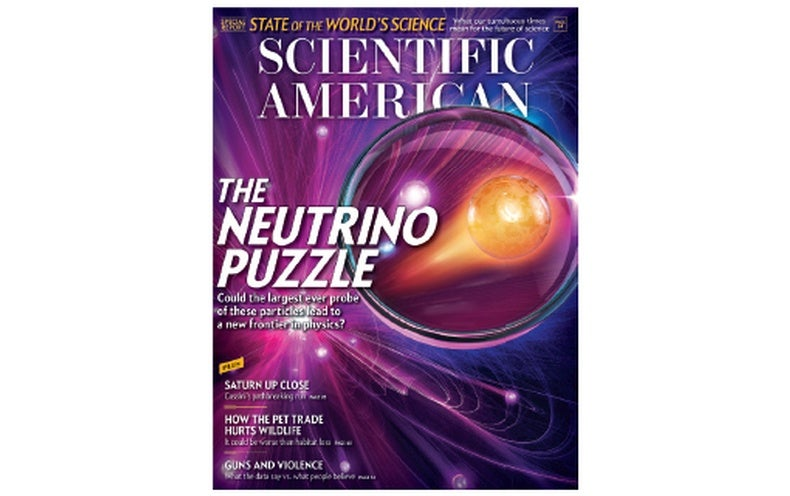 Science News Articles And Information  Scientific American Readers Respond To The October  Issue