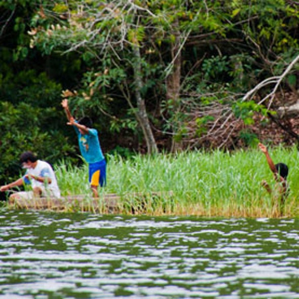 Lead Poisoning Comes to the Remote Amazon
