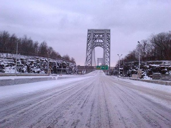 16 Images to Illustrate the Blizzard of 2015