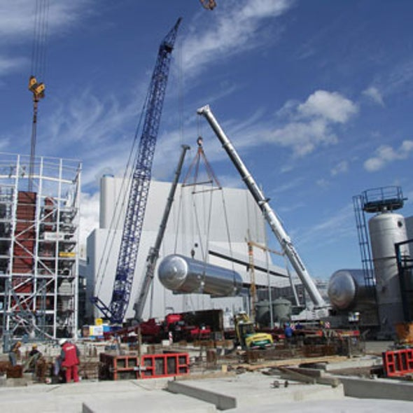 Slide Show: What Does Carbon Capture and Storage Look Like?
