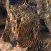 THE DEPTHS OF MELAS CHASMA