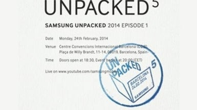 Samsung Galaxy S5 images leak ahead of Monday event