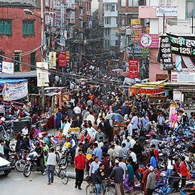 human overpopulation article