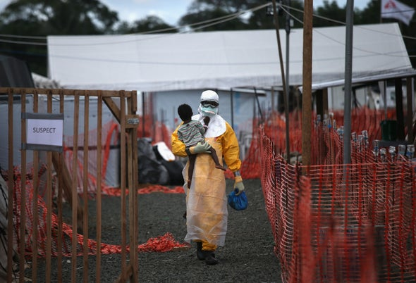 Ebola's West African Rampage Was Likely Bolstered by a Mutation