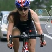 Smart Helmet Monitors Cyclists' Workout