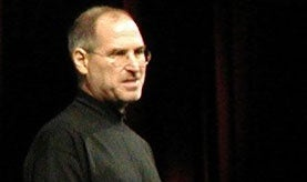 Steve Jobs after pancreatic cancer diagnosis