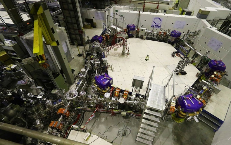 The Race to Reveal Antimatter's Secrets