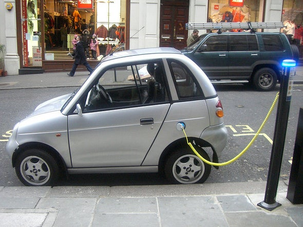 Electric Car Owners Struggle to Find a Charge