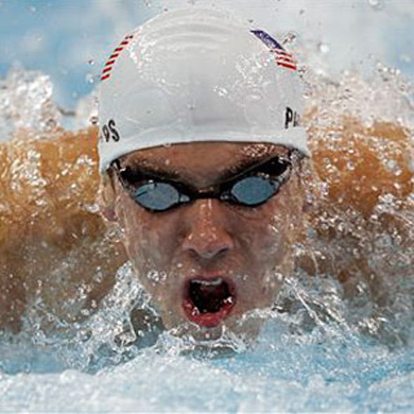 What Makes Michael Phelps So Good?