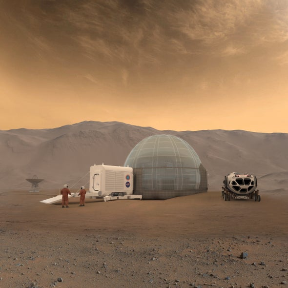 President Biden Should Push for the Human Exploration of Mars