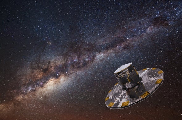 Upcoming Galaxy Map Could Radically Transform How We See the Milky Way