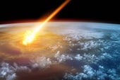 巨大的流星爆炸唤醒了行星防御