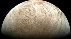 Jupiter's Moon Europa Has Plate Tectonics like Earth Does