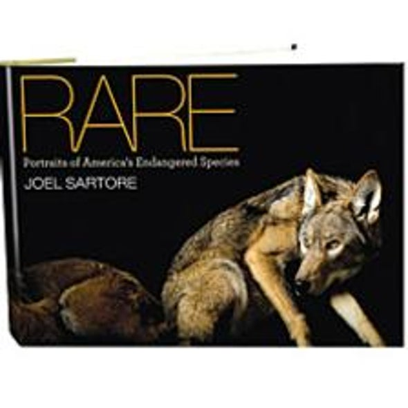 Recommended: <i>Rare: Portraits of America's Endangered Species</i>