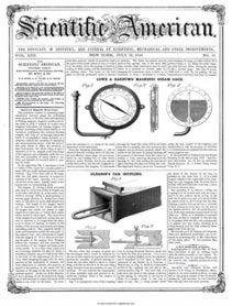 Scientific American Volume 13, Issue 47