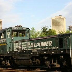 Green Goat, RailPower