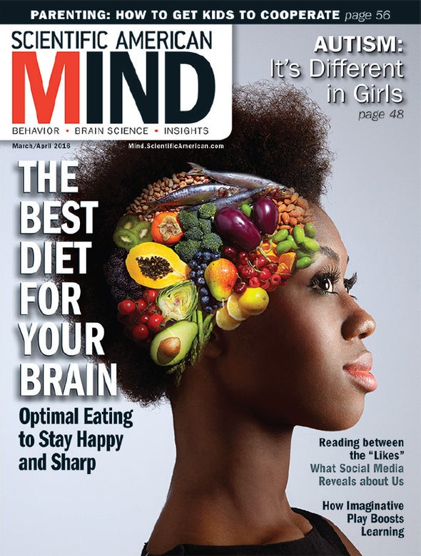 """Readers Respond to """"In Search of the Optimal Brain Diet"""" and More"""