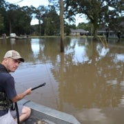 Why the Deadly Louisiana Flood Occurred