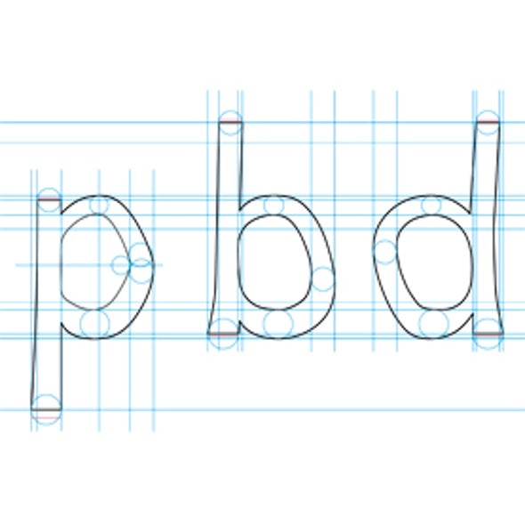 Bold Stroke: New Font Helps Dyslexics Read [Slide Show]