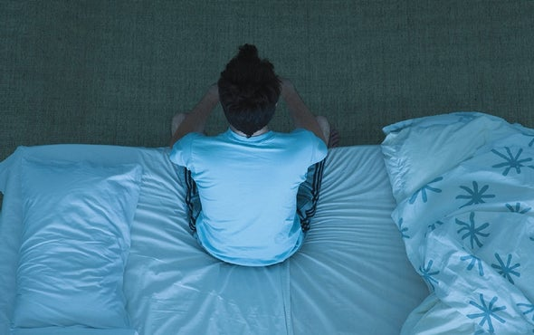 Nightmares May Signal Increased Risk of Suicide