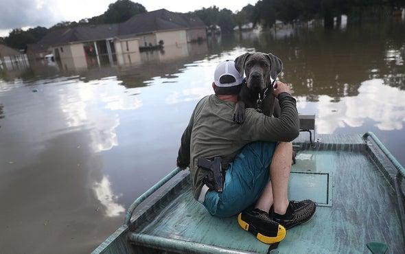 Heaviest U.S. Rains Will Happen More Often Even if Warming Targets Are Met