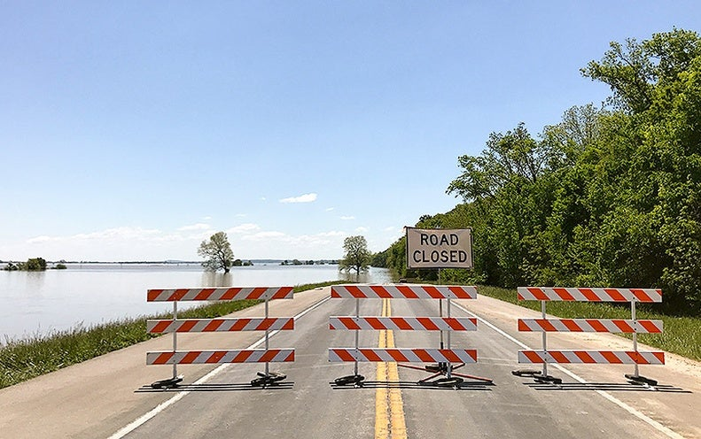 Irony: Levees Could Make River Flooding Worse