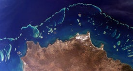 "The Great Barrier Reef Is ""In for a Rough Ride"""