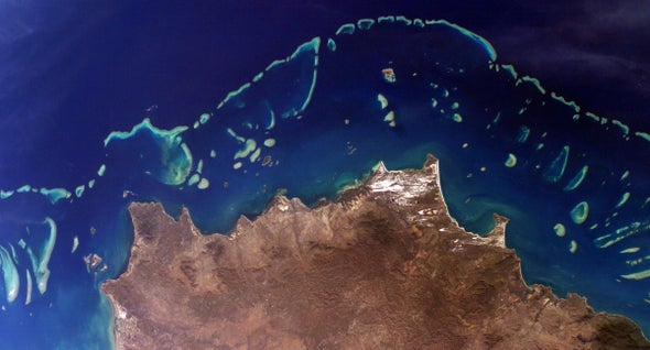 """The Great Barrier Reef Is """"In for a Rough Ride"""""""