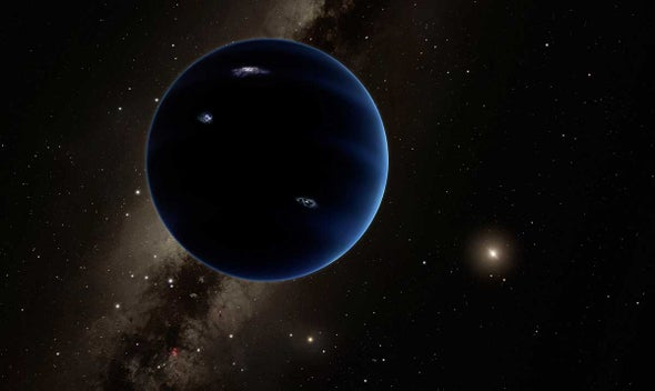 "How Astronomers Could Actually See ""Planet Nine"""