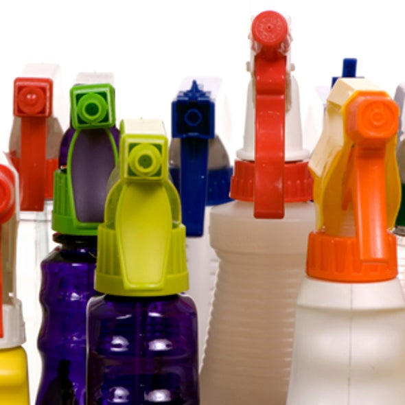 Earthjustice Wants Companies to List Chemicals in Household Cleaners
