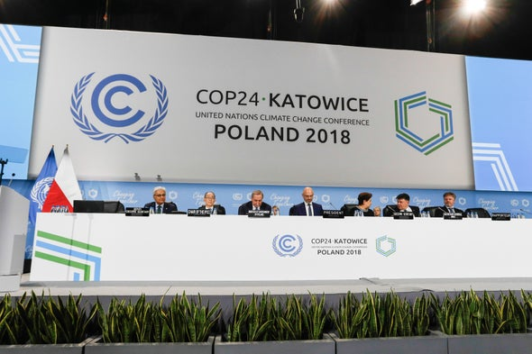 "U.N. Talks Deliver a ""Fragile Balance"" on Paris Climate Rules"