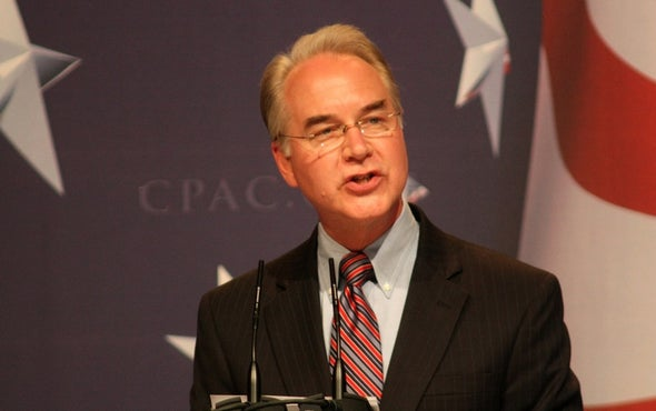 What Trump's Health Secretary Pick Believes About Medicine