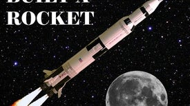 Scientific American Editors Build Saturn V Rocket LEGO Set