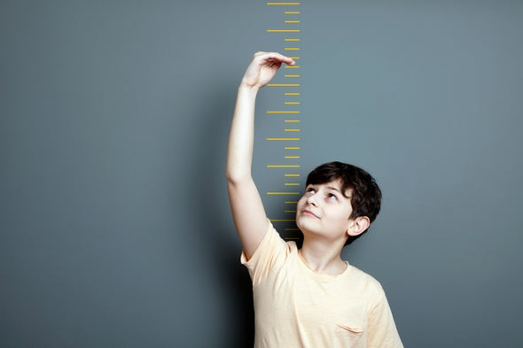 How much of human height is genetic and how much is due to nutrition?