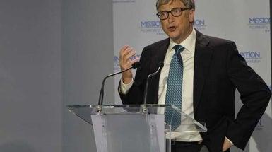 Gates Joins Big Wigs in Paris to Push Clean Energy Initiative - Scientific American