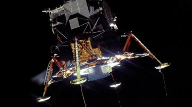For Neil Armstrong, the First Moon Walker, It Was All about Landing the <i>Eagle</i>