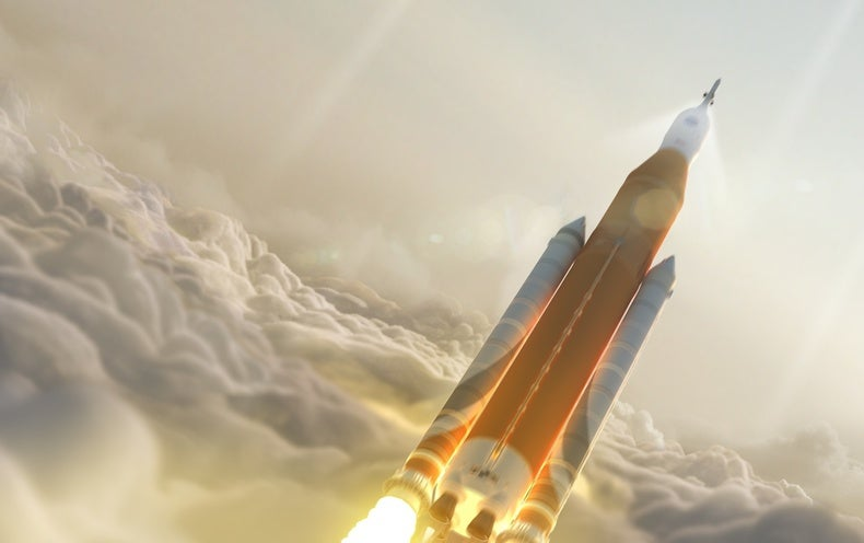 How Much Air Pollution Is Produced by Rockets?
