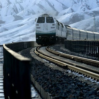 Will Global Warming Melt the Permafrost Supporting the China-Tibet Railway?