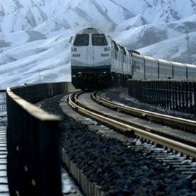 Tibet, railway