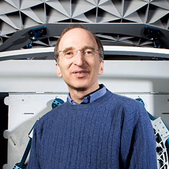 Discovering a Dark Universe: A Q&A with Saul Perlmutter