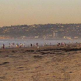 Mission Beach, San Diego, California