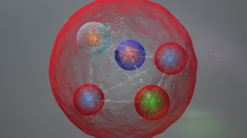 Forsaken Pentaquark Particle Spotted at CERN