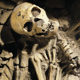 New Evidence Suggests That Neandertals Buried Their Dead